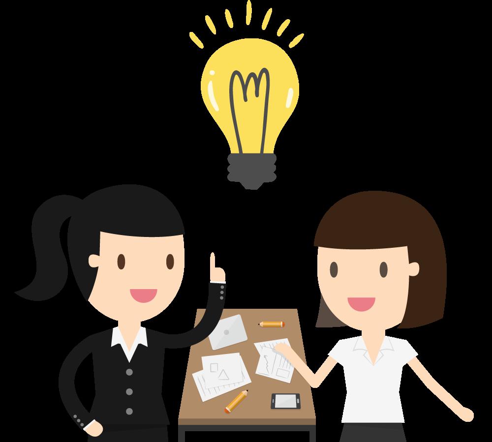 CP Management - Illustration co-work