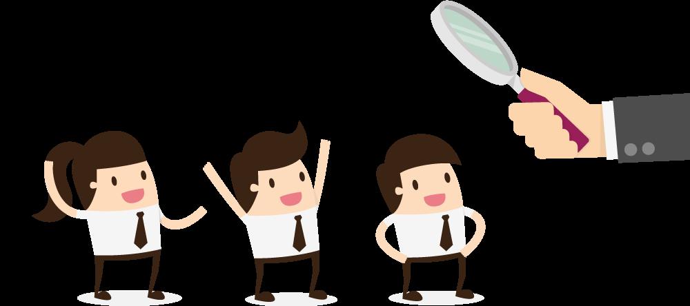 CP Management - Illustration équipe